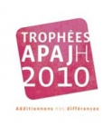Trophées APAJH 2010, le sport à l'honneur