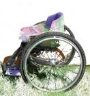 Un fauteuil tout terrain